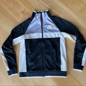 Nike Sportswear Color Block Zip Up Jacket M